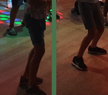 Lou Broustaricq : Danse Cut Lou Broustaricq