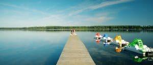 Lou Broustaricq : Lac Loubroustaricq