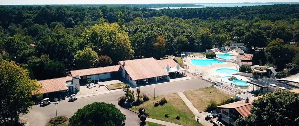 Lou Broustaricq : Parc Aquatique Camping Loubroustaricq