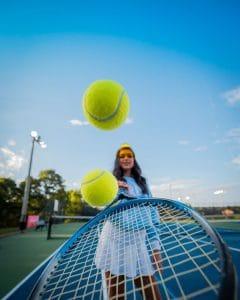 Lou Broustaricq : Tennis Activite Loubroustaricq