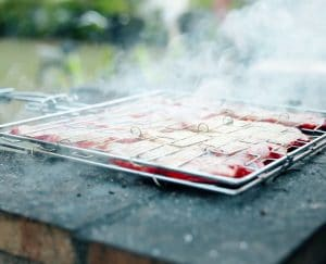 Lou Broustaricq : Barbecue Loubroustaricq