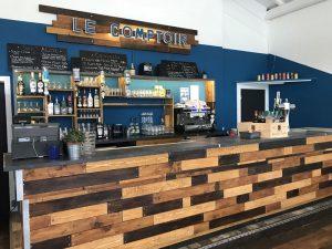 bar et restaurant à Sanguinet au camping Lou Broustaricq
