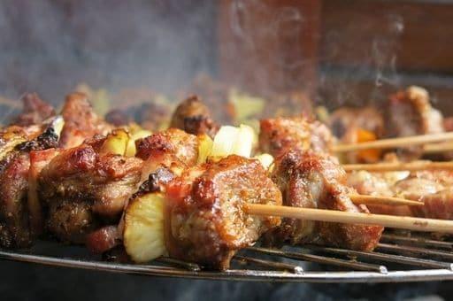 Lou Broustaricq : Restaurant Sanguinet Grillades